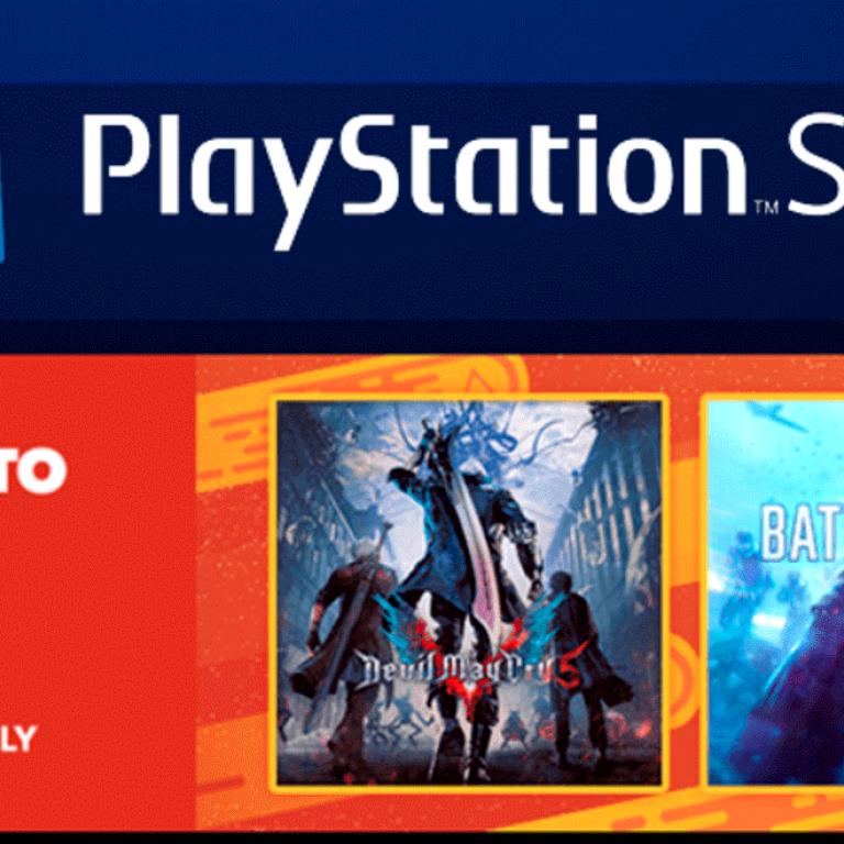 PlayStation Store tiene Venta Flash con descuentos de hasta 40% en juegos de PS4