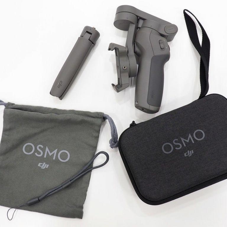 DJI hace oficial su nuevo estabilizador para celulares Osmo Mobile 3