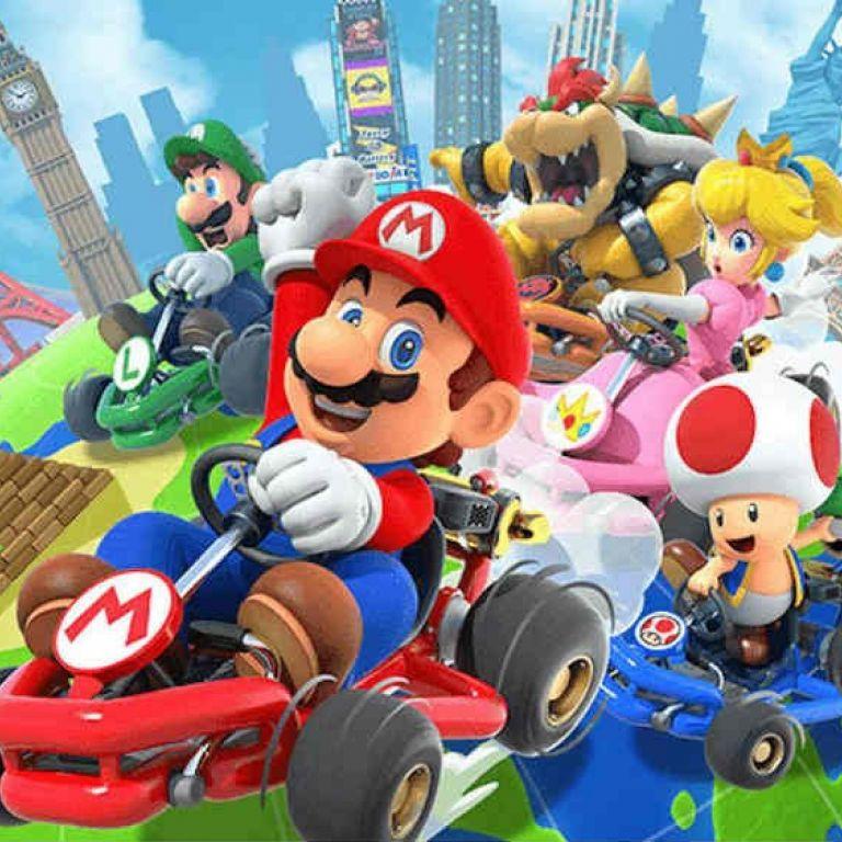 Mario Kart Tour ya tiene fecha lanzamiento para Android y iOS, es en pocos días