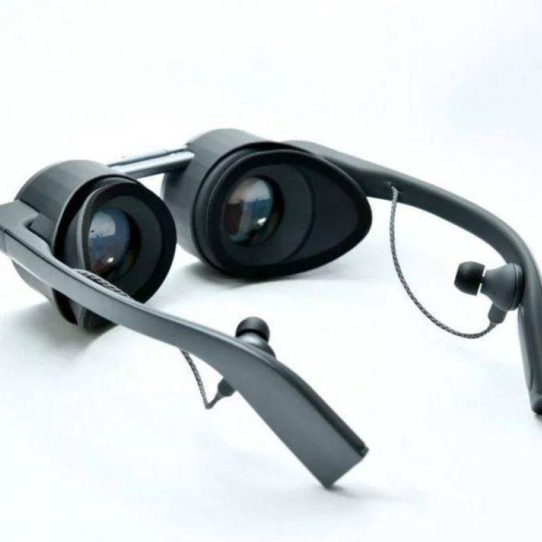 Panasonic presenta los primeros lentes de realidad virtual que admiten HDR en la #CES2020