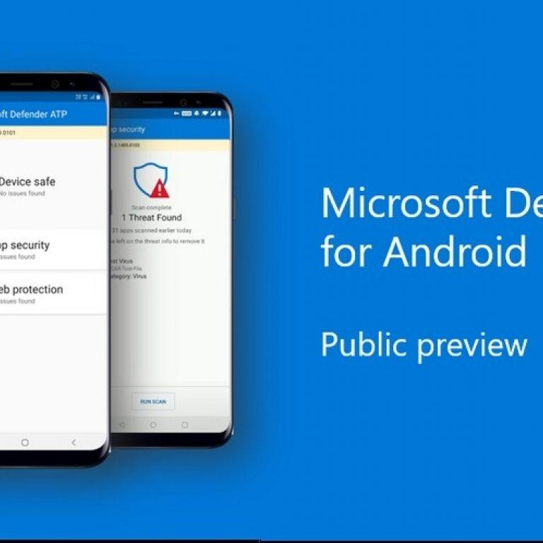Android: Microsoft Defender llega al sistema operativo para móviles
