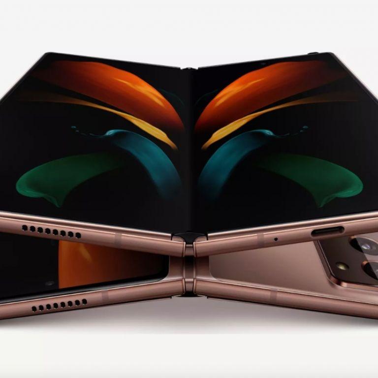 Galaxy Z Fold2: Samsung presentó su nuevo plegable en la presentación del Note20