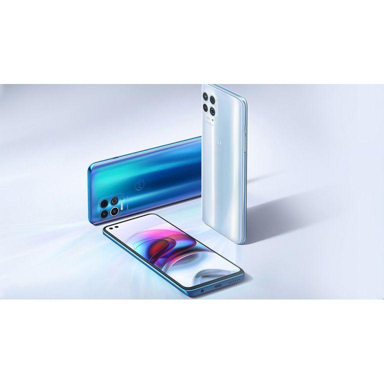 Así es el Moto G100, el ambicioso celular gama alta que se convierte en un PC