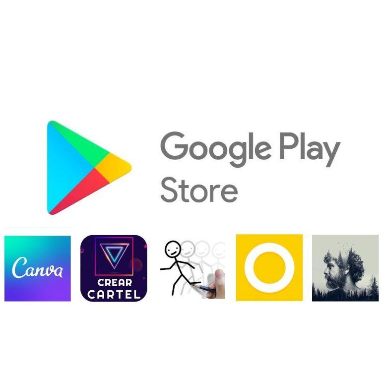 Google Play: 5 aplicaciones para los amantes del diseño gráfico