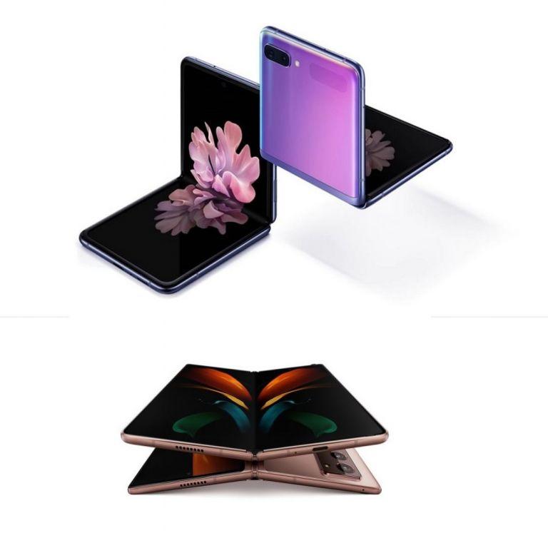 Samsung Galaxy Z Flip 3 y Z Fold 3 revelan especificaciones por la FCC