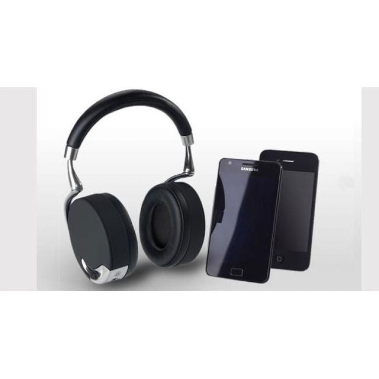 CES 2012: Parrot presenta sus auriculares ZIK con Bluetooth y NFC.