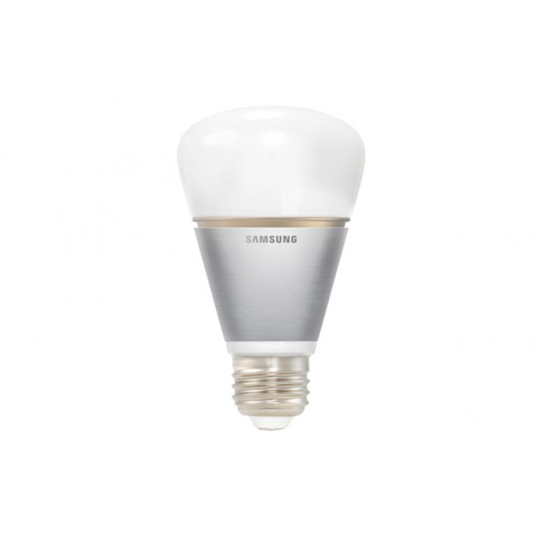 Samsung lanza su bombilla LED inteligente