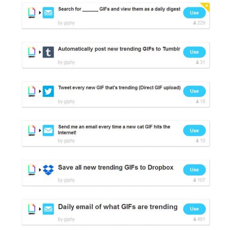 Directamente a tu email los Gifs animados más populares