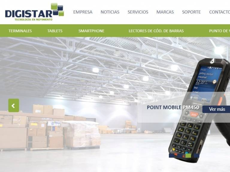 Soluciones hardware para punto de venta y movilidad - Digistar